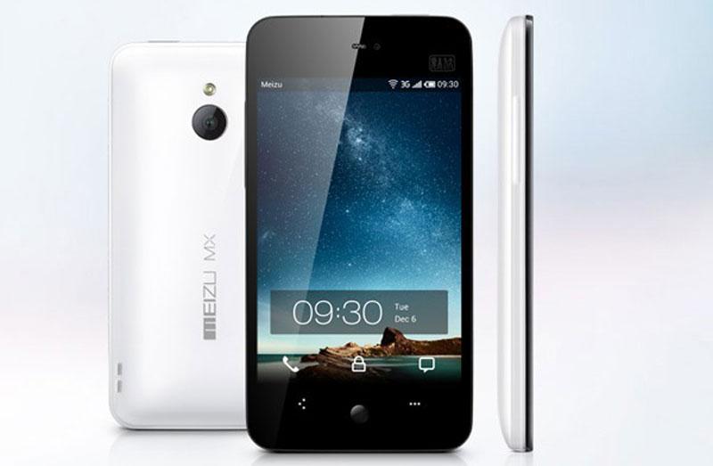 Китайский смартфон Meizu MX Quad Core 32GB