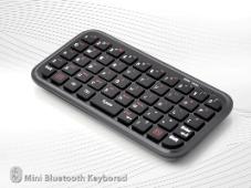 Беспроводная мини-клавиатура для смартфонов