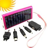 Универсальное солнечное зарядное устройство