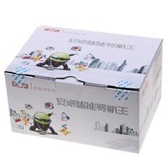 Забавная упаковка китайского GPS навигатора Freelander K800