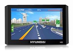Пятидюймовый GPS навигатор HYUNDAI HY-116