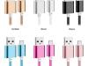 Цветовая гамма microUSB кабеля Bastec