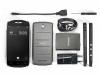 Комплектация китайского защищённого смартфона Doogee T5