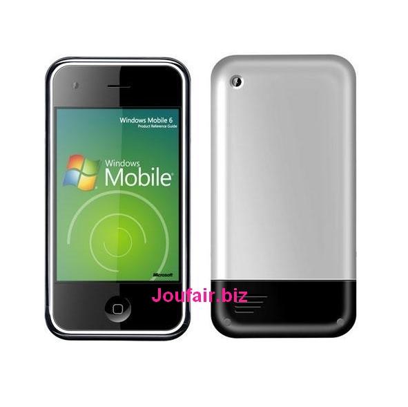 Китайский смартфон 89Mi с WM6 и WiFi