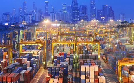 Состояние дел в портах Азии