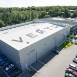 Фабрика Vertu в Англии