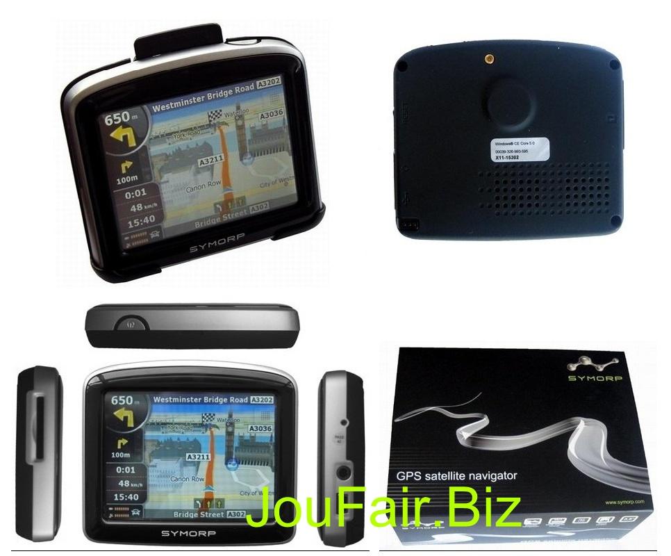 GPS навигатор S35-A100