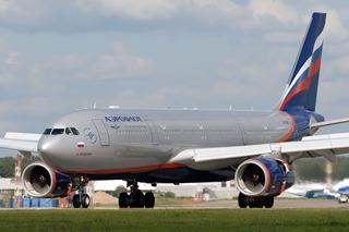 Самолёт Аэрофлота Airbus A330