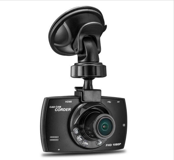 Китайский видеорегистратор Blackview G30 в сборе