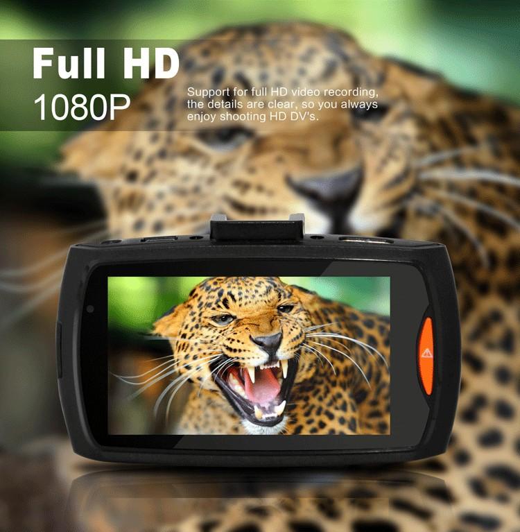 Прекрасная цветопередача китайского видеорегистратора Blackview G30