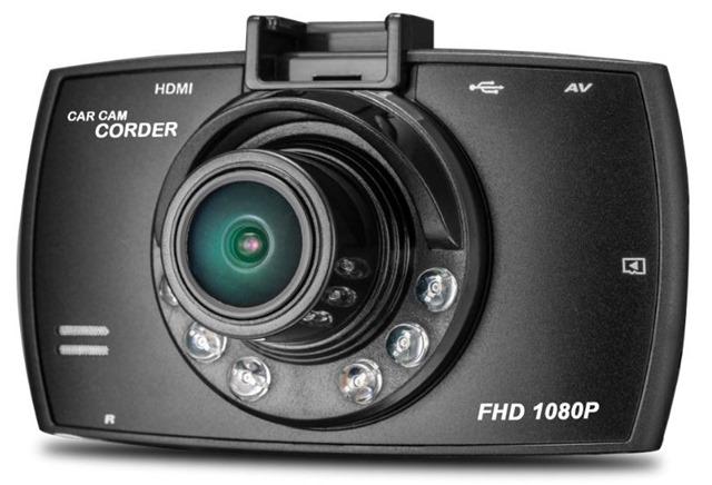 Китайский видеорегистратор Blackview G30
