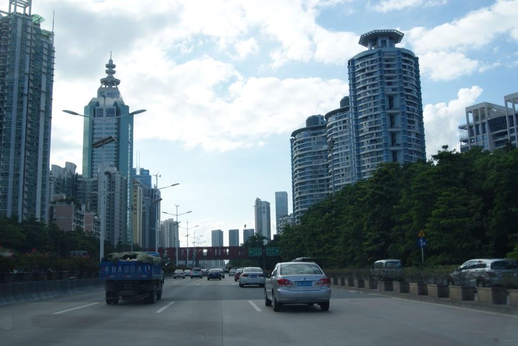 Шэньчжэнь, Китай