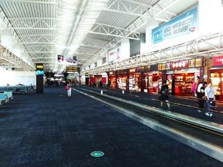 Внутри здания аэропорта Гуанчжоу