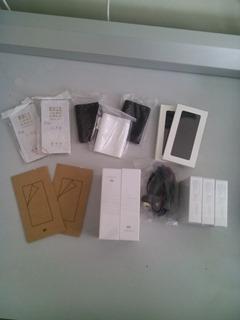 Смартфоны Xiaomi Redmi 3 и аксессуары из посылки