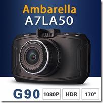 Китайский видеорегистратор G90