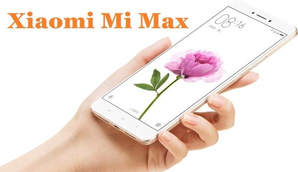 Китайский смартфон Xiaomi Mi Max