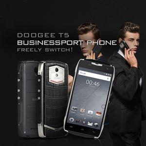 Китайский смартфон Doogee T5 в двух вариантах
