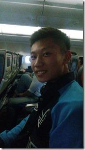 Парень-китаец, учится в МГУ