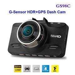Популярный китайский видеорегистратор Blackview GS98C