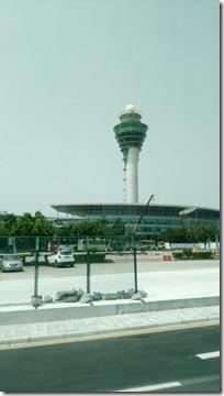 Башня аэропорта Гуанчжоу Байюнь