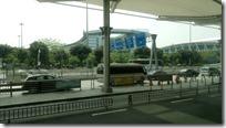 Терминал аэропорта Гуанчжоу Байюнь