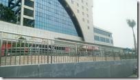 Shenzhen Yinhu Bus Station и отель Vienna Hotel