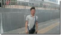 Мой весёлый попутчик - китаец