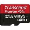 Карта памяти Transcend-Micro-SDHC-UHS