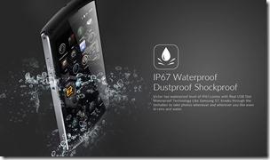 Степень защиты смартфона iMan Victor - IP67
