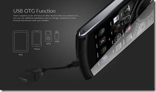 Функция OTG в китайском смартфоне iMan Victor