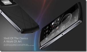 Защищённый смартфон iMan Victor - произведение искусства