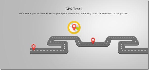 Китайский видеорегистратор AZDome GS63H со встроенным GPS